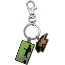 Tiger & Bunny Kotetsu Metal Keychain