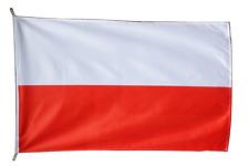 More details for poland flag 150cm x 94cm correct 5:8 ratio