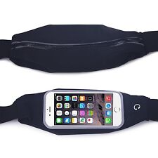 iPhone 6/6s/7 Plus Waterproof Case Pouch Sports Jog Running Belt Waist Pack Bag