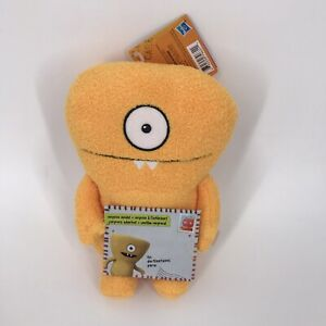 """Ugly Dolls Wedgehead with Surprise Inside Hasbro NEW w/Tags 9"""" Stuffed Plush"""