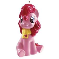 Carlton Card Heirloom My Little Pony Pinkie Pie Wearing Scarf Christmas Ornament