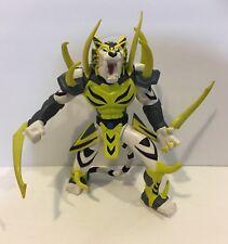 "Spin Master LTD. Sega Toys Action Figure Bakugan Tigrerra 2008 7"""