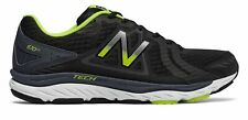 New Balance Men's 670v5 Shoes Black with Yellow Size 13 2E