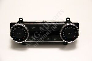 OEM Mercedes W463 G-class Climate control G550 G63 G65 G65