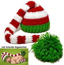 Cappello berretto bon bon per servizio fotografico neonato 0-1 mese crochet