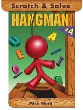 NEW - Scratch & Solve(R) Hangman #4 (Scratch & Solve(R) Series) (No. 4)