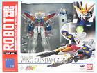Robot Spirits New Mobile Suit Gundam W WING Gundam Zero Action Figure Bandai