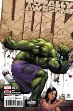 Totally Awesome Hulk # 23 Regular Cover NM Marvel
