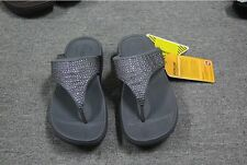 New Gray Fitflop Trigger Sandals Super Diamond Lady US5 / EU36 / UK3