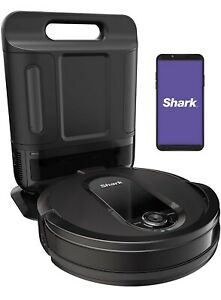 Shark IQ Robot Self-Empty XL RV101AE, Robotic Vacuum, IQ Navigation