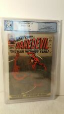Daredevil #16 Fine+6.5 PGX WORLD (Marvel)ENTER.. SPIDER MAN JOHN ROMITA