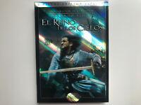 EL REINO DE LOS CIELOS 2 DVD EDICION COLECCIONISTA ORLANDO BLOOM