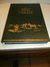 LEATHER JOHN GUILLE MILLAIS BREATH FROM THE VELDT BRIAR PACH PRESS 345 PAGES
