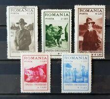 Roumanie - Romania Aérien - Timbre(s) Mh* - TB - 0339