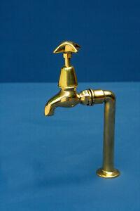 Bolding brass bib tap - cold water faucet - vintage - belfast sink - Made in UK