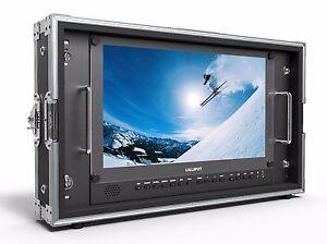 "LILLIPUT 15.6"" BM150-4K Ultra HD SDI HDMI ,DVI,VGA,TALLY+V Mount+Acrylic protect"