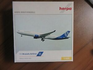 Herpa1/400 SN Brussels Airlines Airbus A330-300 560849