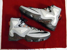 Nike Air Zoom LeBron 13 XIII James PE Elite RUBBER CITY  Foamposite sz 11 DS NEW