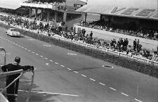 24 H Le Mans 1952 - Porsche 356 - Négatif 24 x 36 - 4