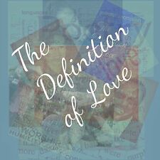2016 Limited Edition CD  The Definition of Love  by Jennifer Thompson