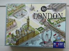 Key To The City Board Game: London UK ONLY