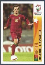 PANINI EURO 2008- #469-PORTUGAL & CHELSEA-RICARDO CARVALHO IN ACTION