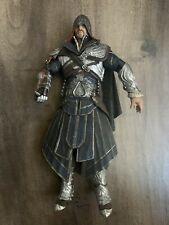 Neca 2011 Assassin?s Creed Ezio Onyx action figure used as is no box