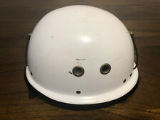 Vintage Hb Hugh Banner El Cap Rock Climbing Helmet in White One Size Very Rare!