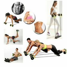 Abdominal Muscle Wheel, Double AB Roller Wheel Fitness Exercises Gym Equipment