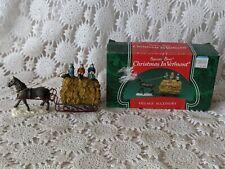 Santa's Best Christmas In Vermont Village Accessory 1994
