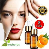 Vitamin C w/ Hyaluronic Acid Anti Aging Wrinkle Whitening Moisturizer Serum 20ml