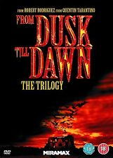 FROM DUSK TILL DAWN Trilogy DVD Part 1+2+3 Texas Blood Money Hangman's Daughter