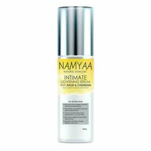 Namyaa Advanced Haldi Chandan Intimate Lightening Serum For Intimate Area 100 gm
