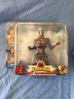 SPIDERMAN bust paperweight SPIDER-MAN MARVEL COMICS BRAND NEW