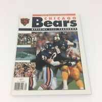 Chicago Bears Official 1993 Yearbook Magazine