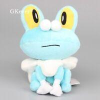 New Froakie Plush Animation Toy Soft Doll Stuffed Animal Plush Doll 7'' Gift