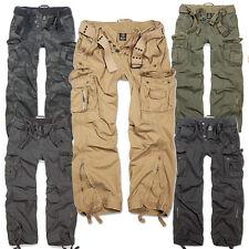 Brandit Royal Pantaloni Cargo Army Militare Esercito Bundeswehr Tasche Laterali