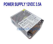 S-40-12 Super Stable Power supply unit 40W DC12V ( 10.5 -13.8V )  3.5AMP