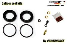 Kawasaki KZ 1300 A1-5 79-83 rear brake caliper seal repair rebuild kit 1982 1983