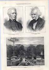 1872 Joseph Pease Darlington's Samuel Bignold Norwich Andaman Islands
