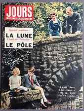 ►JDF 197/1958-ANITA EKBERG-BRIGITTE BARDOT-SACHA DISTEL-BELINDA LEE-DE FUNES...