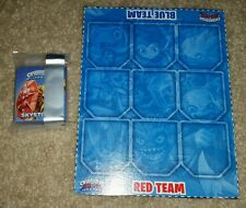 SKYLANDERS Skystones board game set 10 cards Kaos Trap Team Imaginators smash
