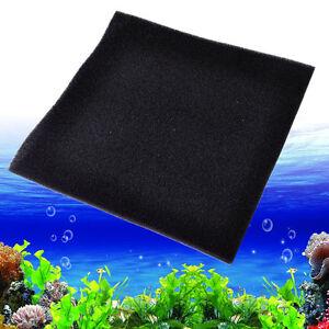 50x50x2cm Sponge Cotton Pad Filter Media fit forAquarium Fish Tank Filter Pump