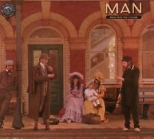 MAN - BACK INTO THE FUTURE (3CD) 3 CD NEW+