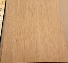 "Mahogany (African) wood veneer 6"" x 7"" with paper backing 1/40th"" ""A"" grade"