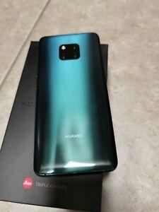 Huawei Mate 20 Pro LYA-L29 - 128Go - Emerald Green (Désimlocké) - Hybrid SIM