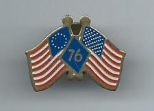 Bicentennial US Flag Tie Tack (1976)