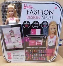 2014 Barbie.Fashion Design Maker.Nrfb