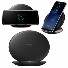 Samsung Wireless Fast Charging Convertible Qi Stand Pad OEM Charger Galaxy S8/+