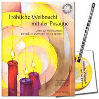 Fröhliche Weihnacht mit der Posaune - Rapp Verlag - WP - 9990051431209